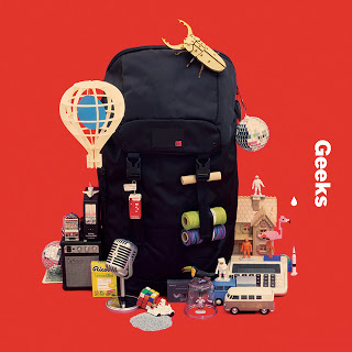 Geeks (긱스) - Backpack
