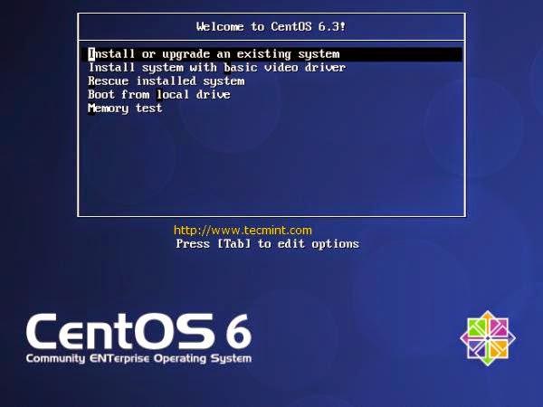 Skip CentOS 6.X Media Test