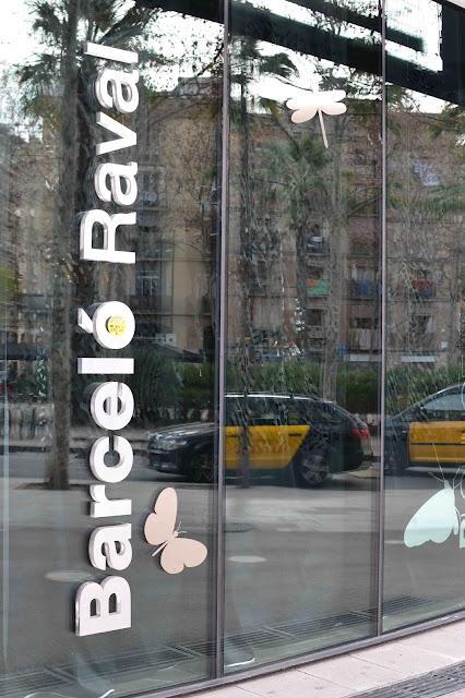 """Barceló Raval Hotel"""