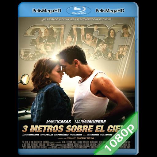 TRES METROS SOBRE EL CIELO (2010) 1080P HD MKV ESPAÑOL ESPAÑA