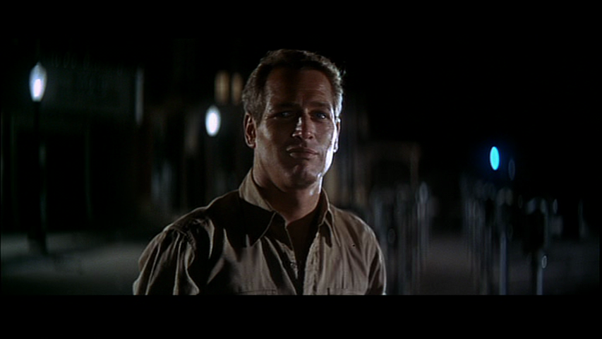 cool hand luke essay 2006-11-29  in cool hand luke how many times did luke escape from the chain gang - trivia question /questions answer / answers.