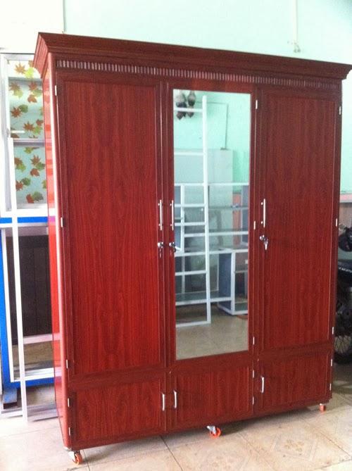 Nội thất tủ bếp - Nhôm Kính Nam Việt Tiến