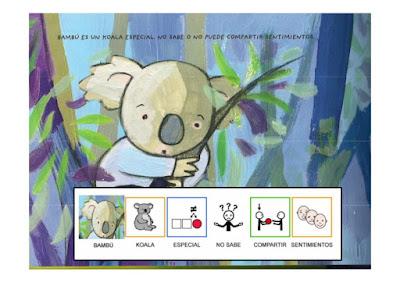 Cuento de Bambú, el koala.