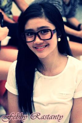 Febby Rastanty (Blink Girl)