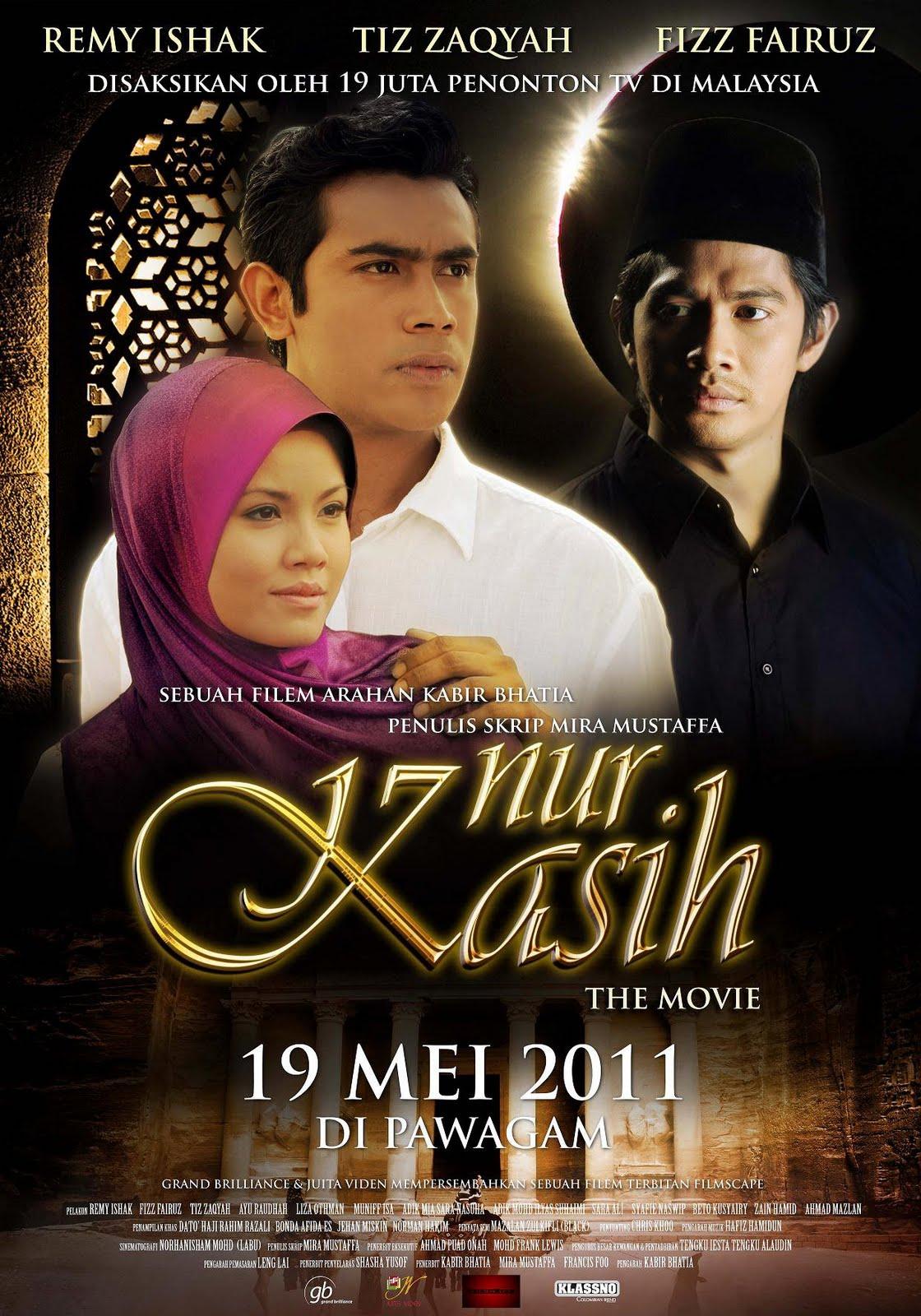 korang belum tonton trailer atau preview filem Nur Kasih The Movie ...
