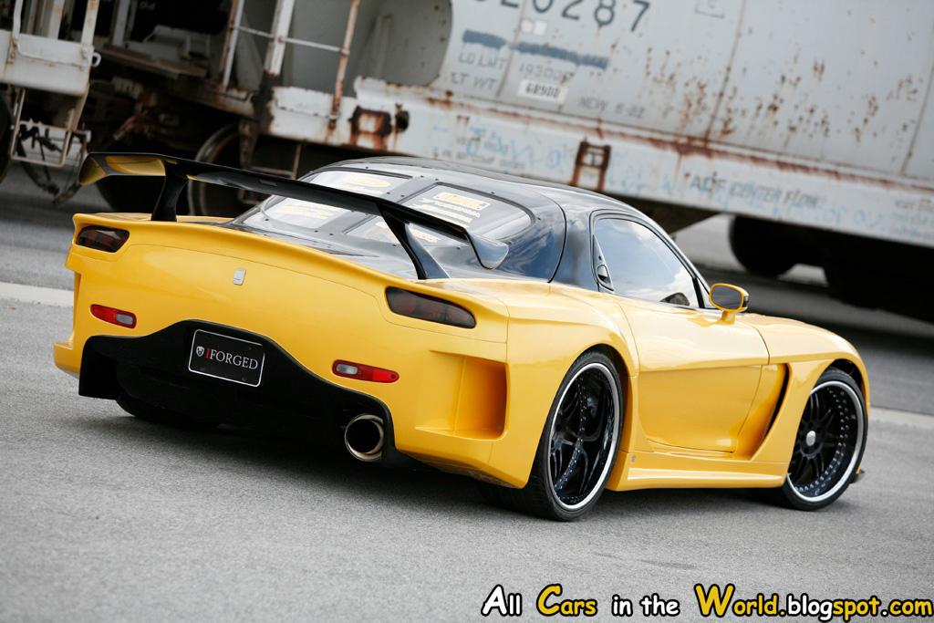Mazda Rx7 Veilside Autos Post