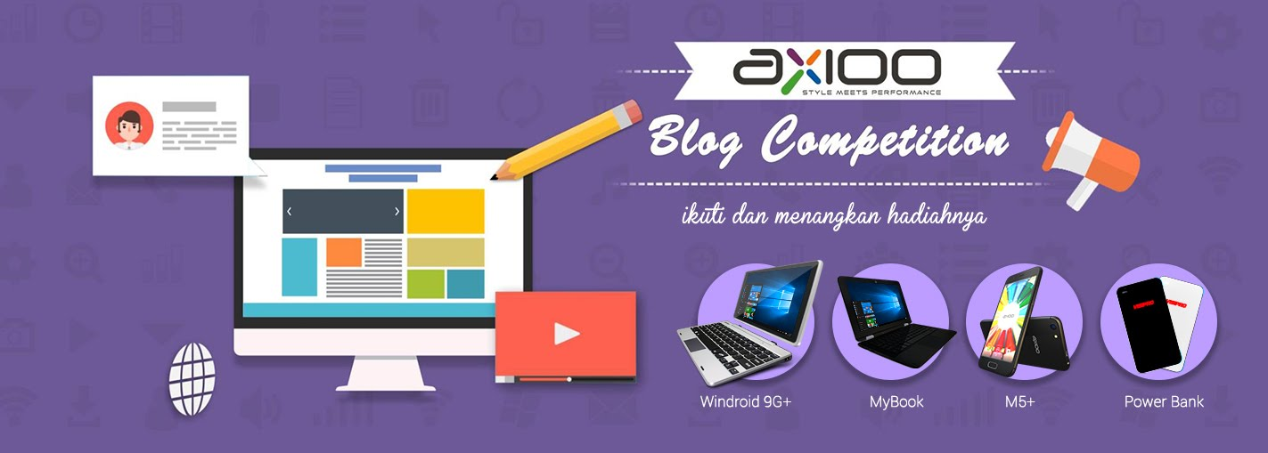 Axioo Blog Compettion