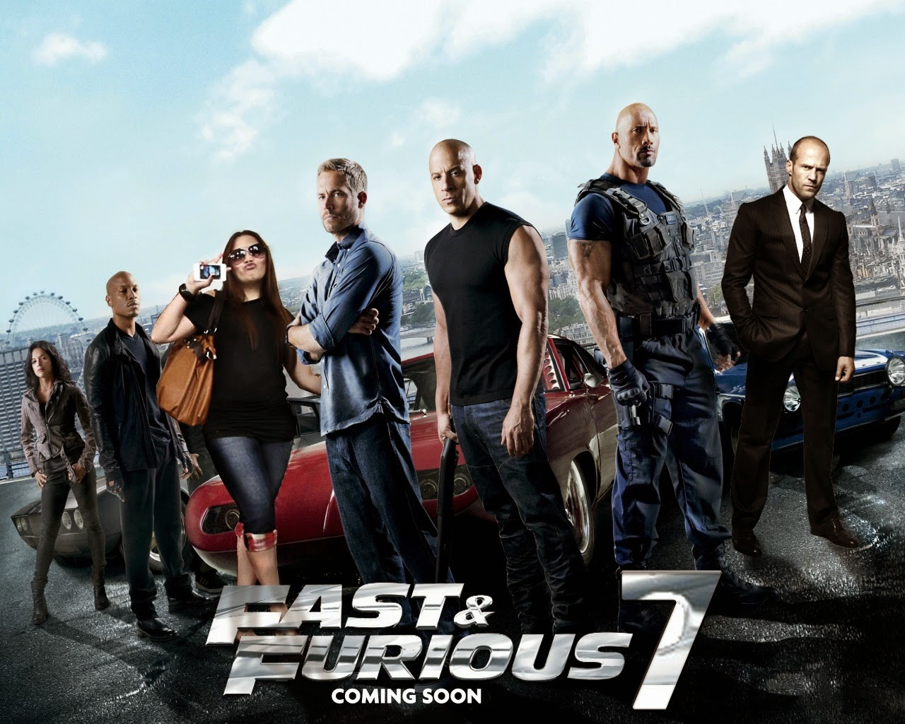 Film Fast And Furious 7 (2015) BluRay Subtitle Indonesia