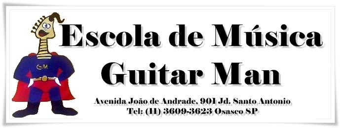 Escola de Música Guitar Man