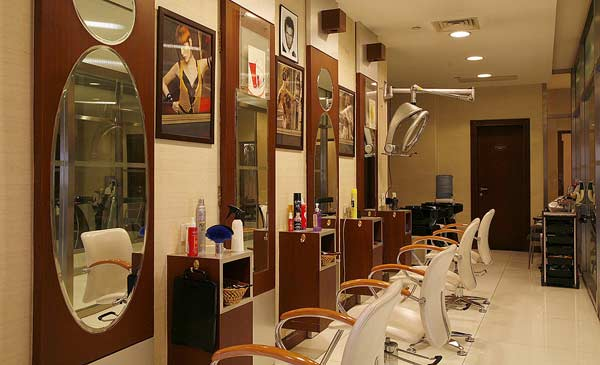 Health Recreation Hair Salon