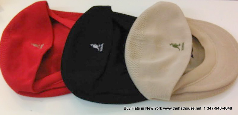 Classic Kangols from The Hat House NY 347-640-4048