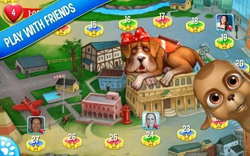 Pet Rescue Saga 1.52.8 Mod Apk (Unlimited Money)