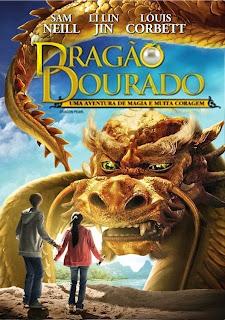 Assistir Dragão Dourado Dublado Online HD