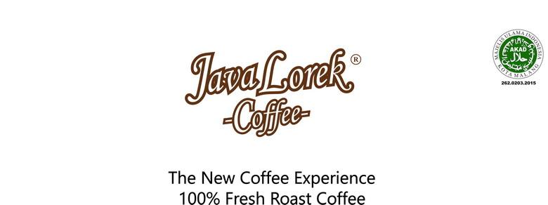 Java Lorek Coffee - Toko online kopi yang baru dan segar