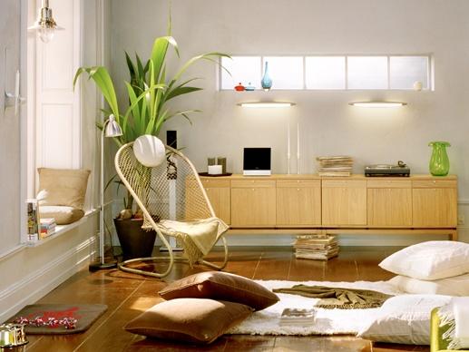 Ambientes e decora o sala de estar simples e funcional for Sala de estar funcional