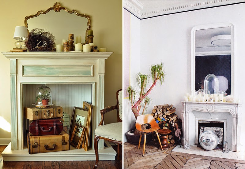 great creative ideas for unused fireplace cool stuff