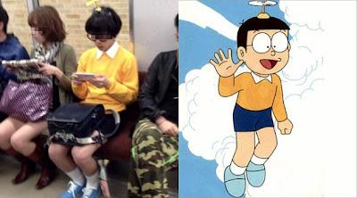 Takasih+Nobita+Naik+Kereta