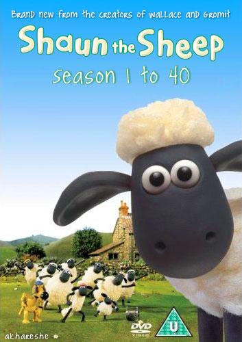 Shaun si Domba dan Oscar Oasis (Kartun)