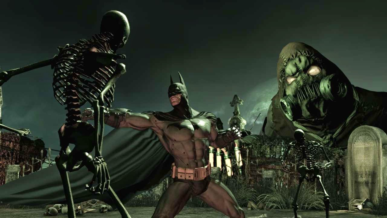 Download Batman Arkham Asylum Multi 5 Xbox360 Free