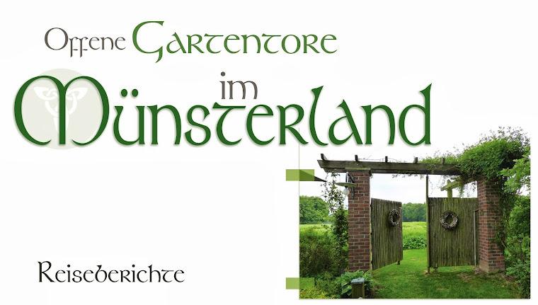 Offene Gärten im Münsterland