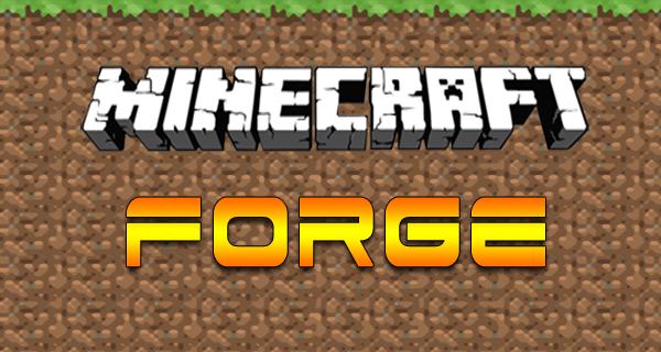 Minecraft Forge для minecraft 1.7.5 - карты - читы