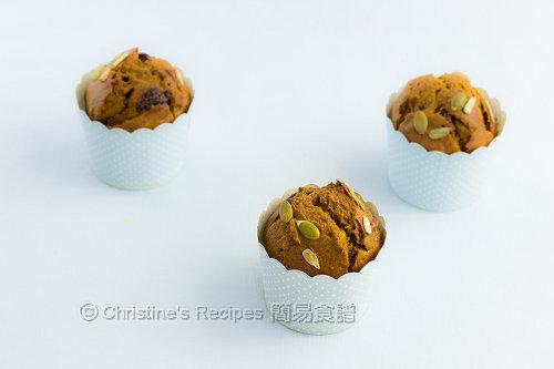 南瓜乳酪瑪芬 Pumpkin Yoghurt Muffins02