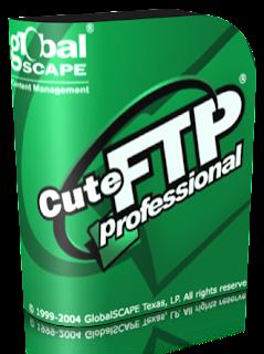 Cute FTP 9 Professional full keygen crack, tải phần mềm lấy thư mục trên host