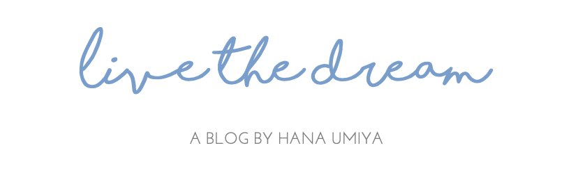 Hana Umiya's Blog