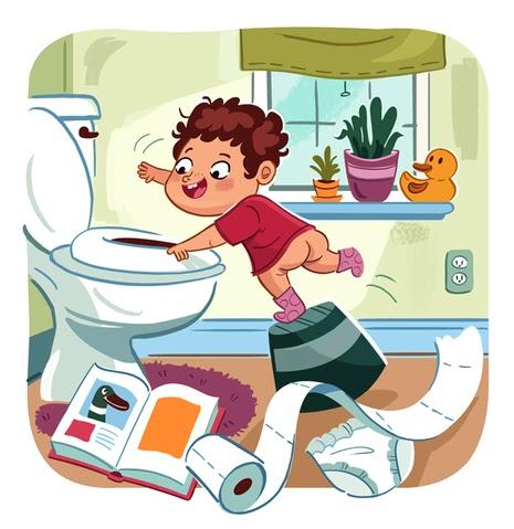 Similar Galleries: Toilet Training Clip Art ,