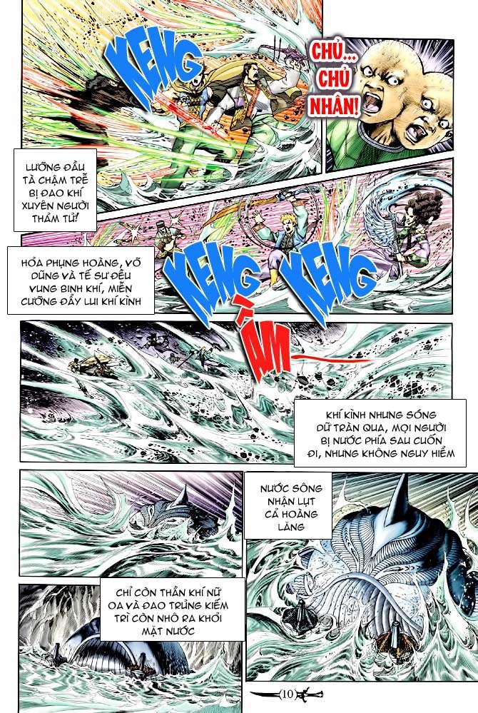 Thần Binh Huyền Kỳ I chap 146 - Trang 10
