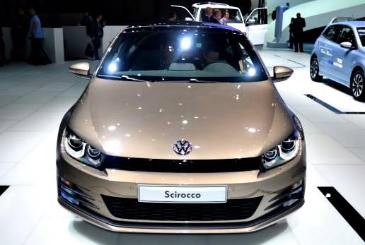 2016 Volkswagen Scirocco Price