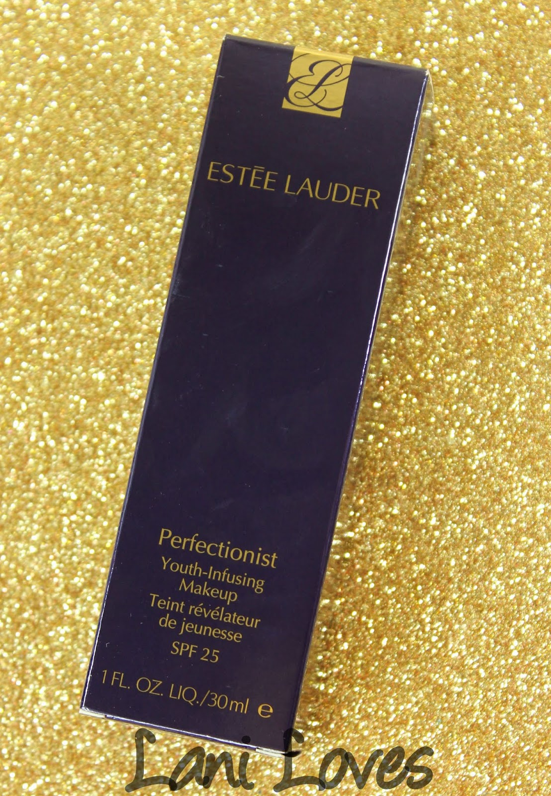 Estee Lauder Perfectionist Youth-Infusing Makeup - 1C1 Cool Bone Swatches & Review