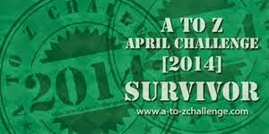A to Z 2014 Survivor