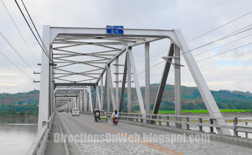 how to get to buntun bridge from tuguegarao city