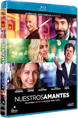 Filme Poster Nossos Amantes