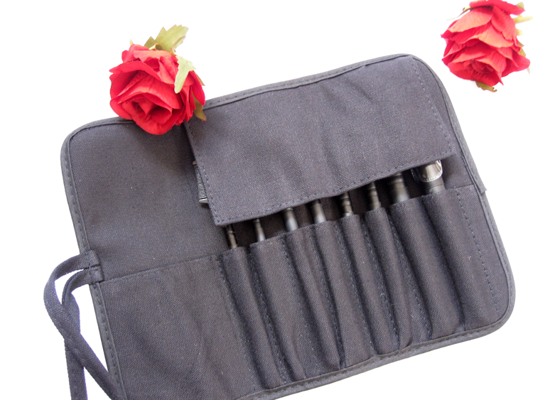 Inika Professional Brush Roll review