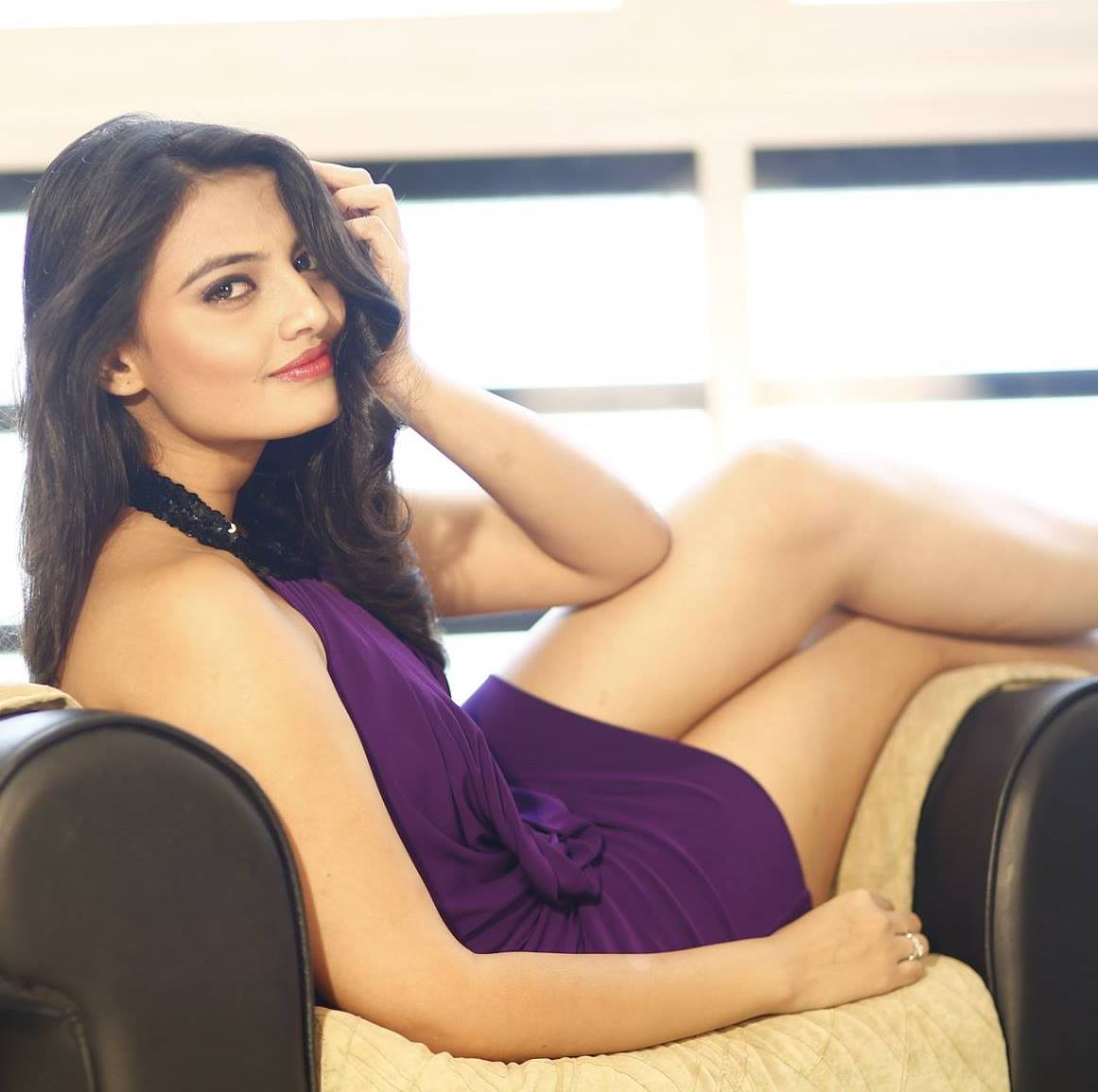 Nikita Narayan New glam pics-HQ-Photo-4