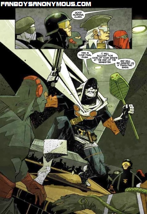 Buy Marvel's Taskmaster: Unthinkable TPB on Amazon