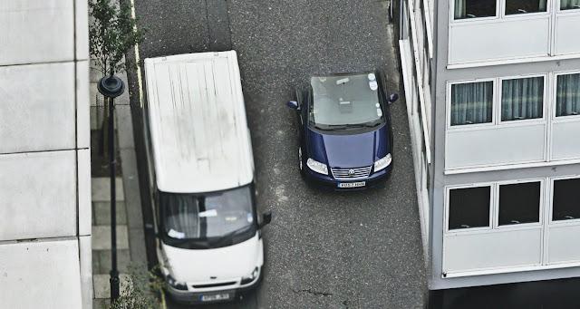 broken Volkswagen