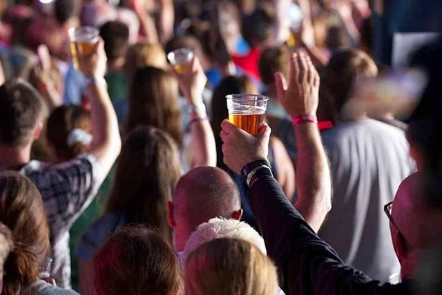 Drunk For Jesus! - Christian Churches Offer Free Beer  To Attract New Members