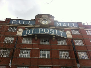 Pall Mall Deposit building, London W10