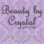 Visit Me on Ebay at: Beauty By Crystal