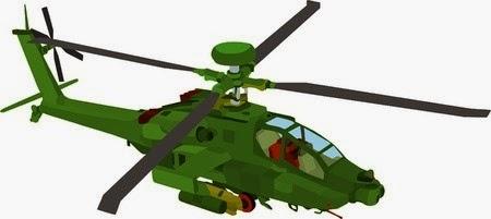 Helicoptero Pegasus - radar aereo de control de velocidad
