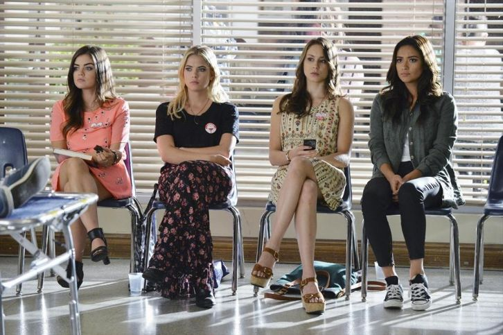 Pretty Little Liars - Episode 5.19 - Out, Damned Spot - Promotional Photos
