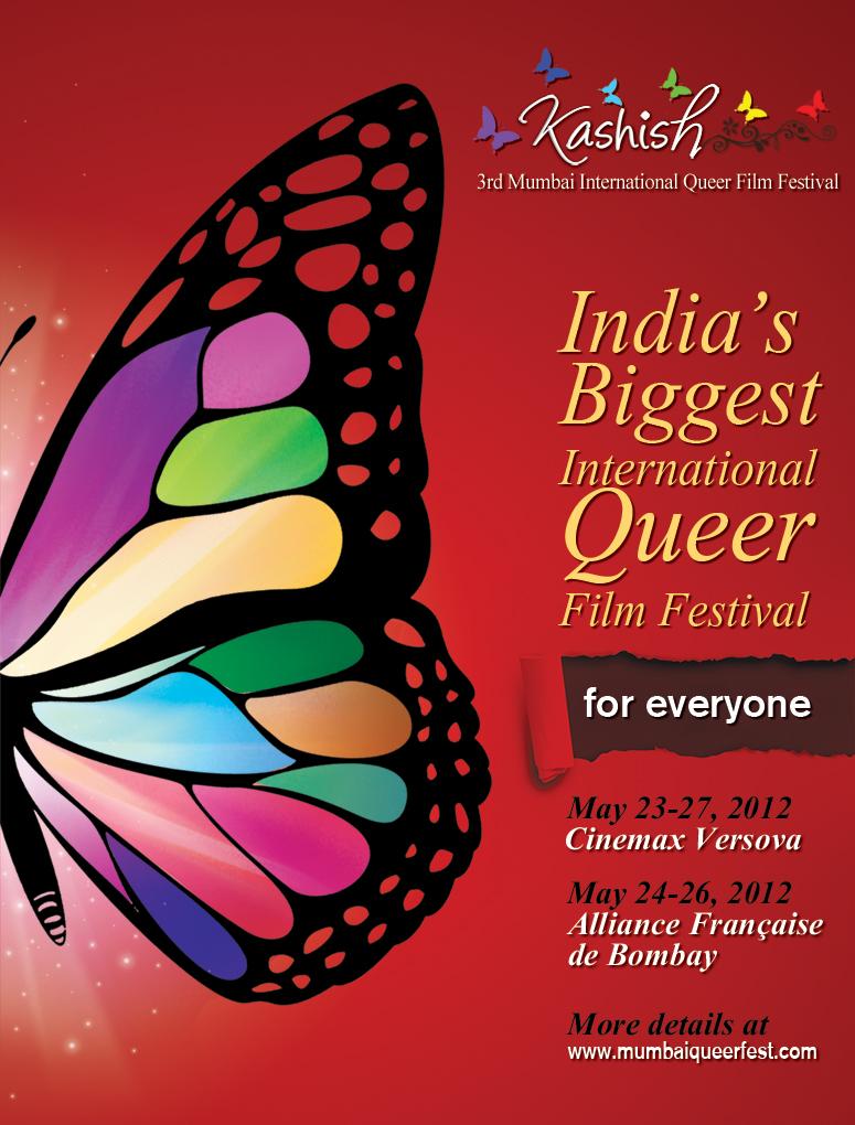 KASHISH 2012 Poster
