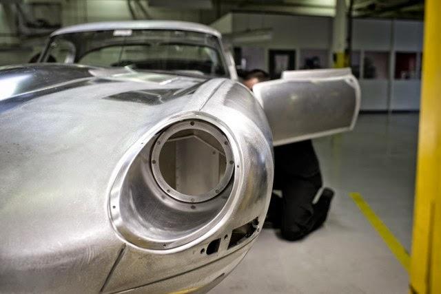Jaguar E-Type Lightweight 1963