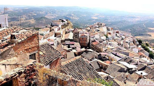 Vistas de Chiclana de Segura, Jaén