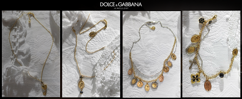 Dolce and Gabbana Fashion Jewelry| Necklaces