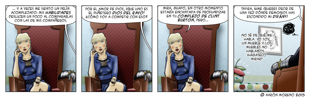 #089 Complejo Clint Burton