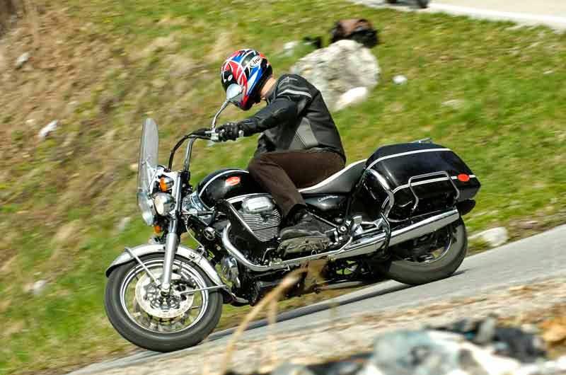 Moto Guzzi California Ev Touring Latest Bikes